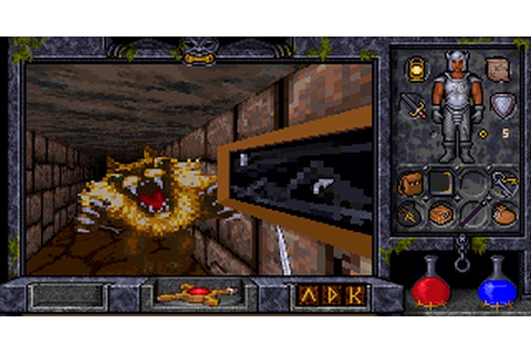 Ultima Underworld II: Labyrinth Of Worlds | Rock, Paper ...