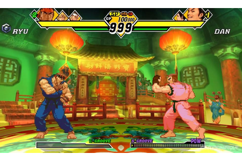 Capcom vs. SNK 2: Mark of the Millenium 2001 Download Game ...