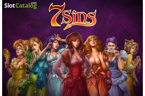 Review of 7 Sins (Video Slot from Play'n Go) - SlotCatalog