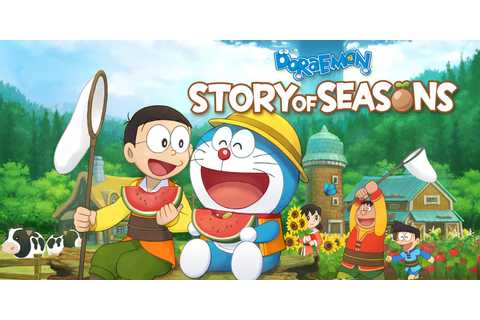 Doraemon Story of Seasons | Nintendo Switch | Games | Nintendo