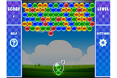 Puzzle Bubble Game - Play online at Y8.com