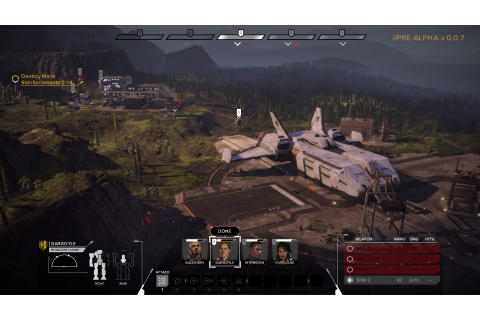 "BattleTech Looks Awesome in First ""Super-Pre-Alpha ..."
