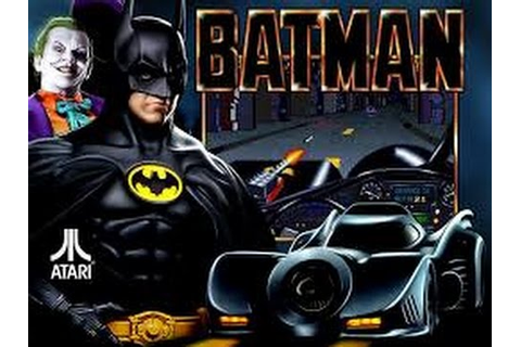 Batman (Arcade) - YouTube