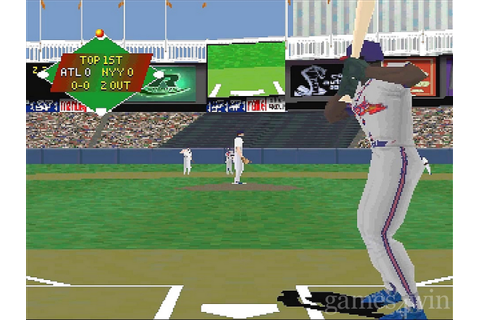 VR Baseball 96 Download on Games4Win