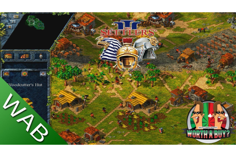 Settlers 3 Gold Retro review - Worthabuy? - YouTube