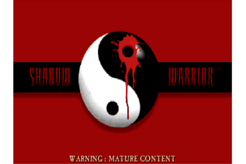 Shadow Warrior for DOS 1997 MobyGames