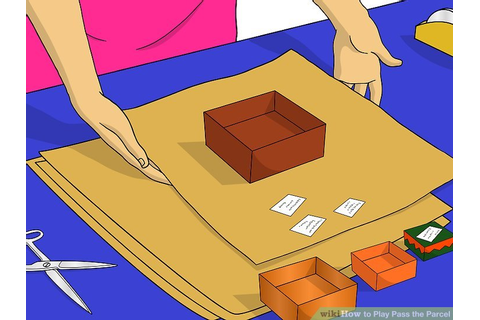 4 Easy Ways to Play Pass the Parcel (with Pictures)