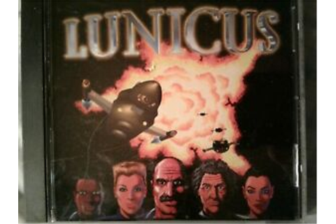 Lunicus CD-ROM Game for Windows & DOS - in Jewel Case | eBay
