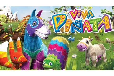 Viva Pinata Party Animals- (Viva Piñata) - walkthrough ...