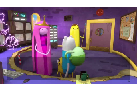 Adventure Time: Finn and Jake Investigations PS4 Gameplay ...