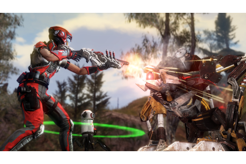 Defiance 2050 Announced for PS4, Xbox One, and PC, With ...