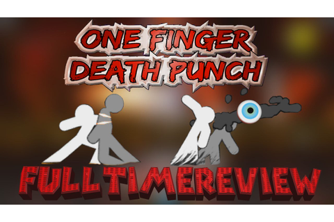 Epic Stick Figure War THE GAME - One Finger Death Punch ...