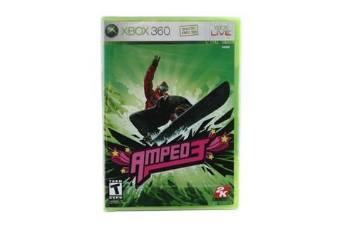 Amped 3 Xbox 360 Game - Newegg.com