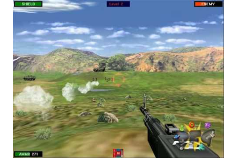Beach Head 2002 Gameplay Video - Download Free Games - YouTube