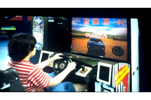 1999 sega jambo safari arcade game at the skylon tower ...
