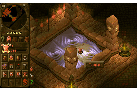 Dungeon Keeper Gold™ on GOG.com