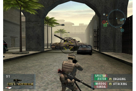 Topic: SOCOM II: U.S. Navy SEALs full game free pc ...
