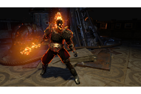 Path of Exile on Consoles Being Considered | Video Games ...
