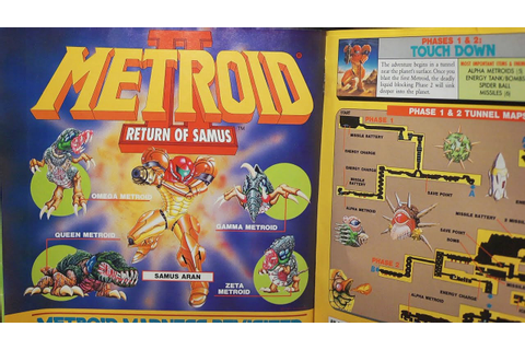 Metroid II: Return of Samus (Game Boy) Part 1 - James ...
