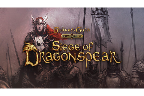 Baldurs Gate: Siege of Dragonspear - Download - Free GoG ...