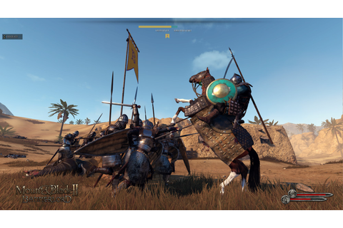 Mount & Blade II: Bannerlord shows multiplayer for the ...