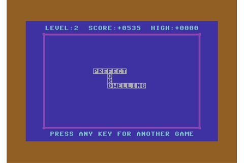 Download Xanagrams - My Abandonware