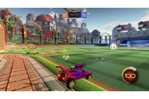 Ep 264 - Rocket League Gameplay - Heatseeker Game 24 - YouTube