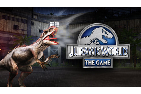 Jurassic World™: The Game | Hybrid Update - YouTube