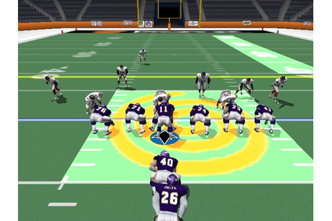 NFL 2K1 (2000) by Visual Concepts Dreamcast game