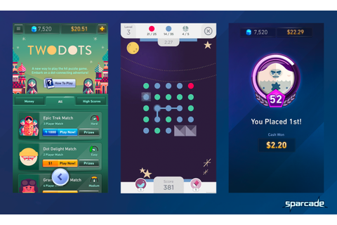 'Two Dots' now has a competitive mode where you can play ...