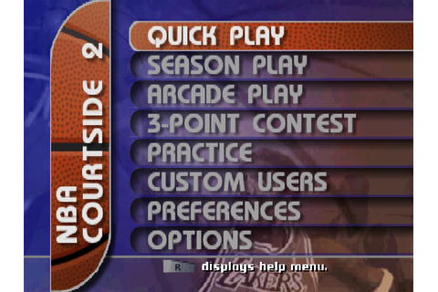 NBA Courtside 2: Featuring Kobe Bryant Download Game ...