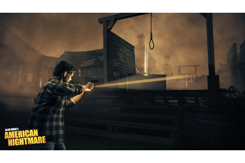 Alan Wake's American Nightmare hits PC later this month