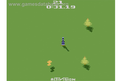 Sky Jinks - Atari 2600 - Games Database