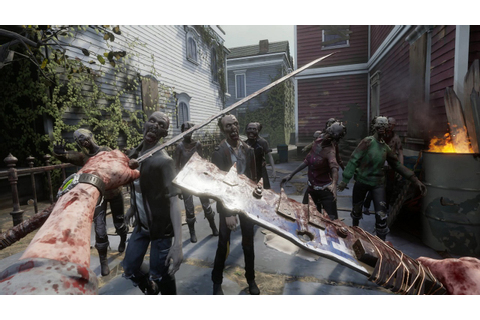 The Walking Dead: Saints & Sinners launches on PSVR ...
