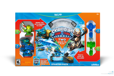 Skylanders Trap Team - Media - Nintendo World Report