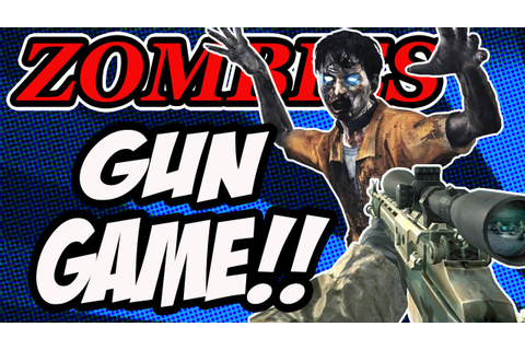 "ZOMBIE ""GUN GAME""!! 37 Guns of Hell (Requiem Custom ..."