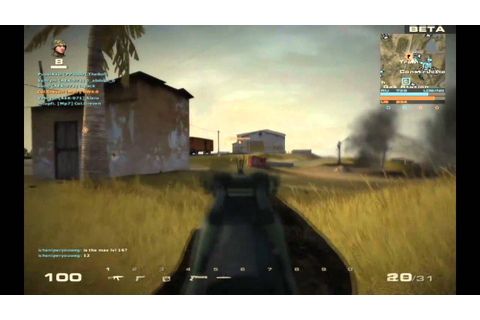 Battlefield Play 4 Free Oman Gameplay - YouTube