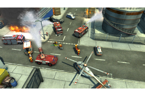 Emergency 4 Screenshots | GameWatcher