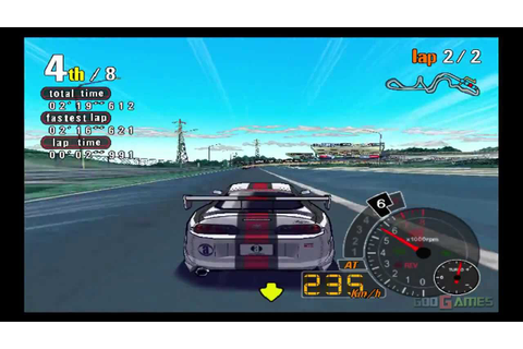 Auto Modellista - Gameplay Xbox HD 720P - YouTube