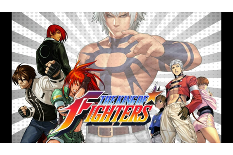 The King of Fighters The Orochi Saga (De volta ao ...