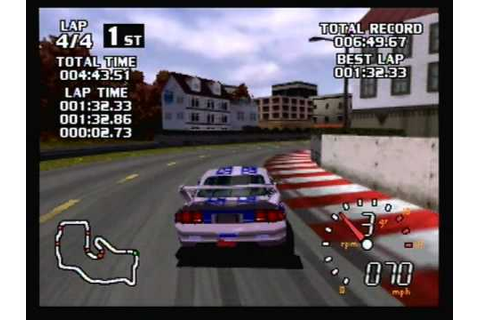 Let's Race - World Driver Championship(N64) - Endurance ...
