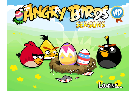 Angry Birds Seasons HD - Angry Birds Wallpaper (31501732) - Fanpop ...