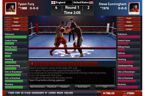 Title Bout Championship Boxing now available for Linux ...