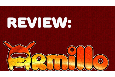 Review: Armillo (Wii U) - YouTube