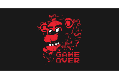 Five Nights At Freddy S 2 Game Over | Gameswalls.org