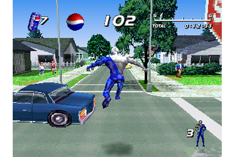 Pepsiman Screenshots for PlayStation - MobyGames