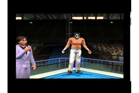 All Star Pro Wrestling - Great Muta vs Masahiro Chono ...