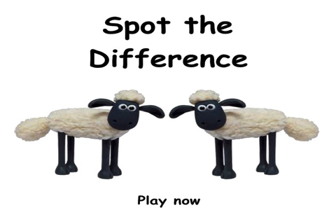 SHAUN THE SHEEP GAMES - GAMES KIDS ONLINE
