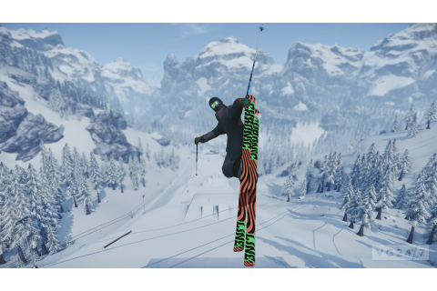 Massive Snowboarding on Qwant Games