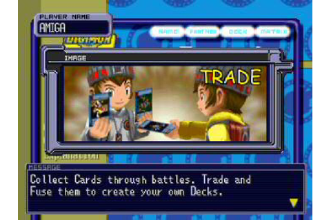 Digimon Digital Card Battle (2001) by Bandai PS game